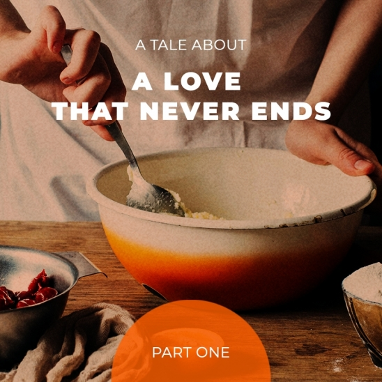 O miłości, która nigdy się nie kończy CZĘŚĆ SZÓSTA